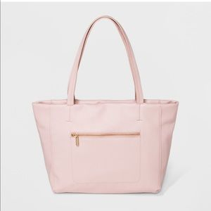 A NEW DAY Tote Bag in Blush Pink 💕
